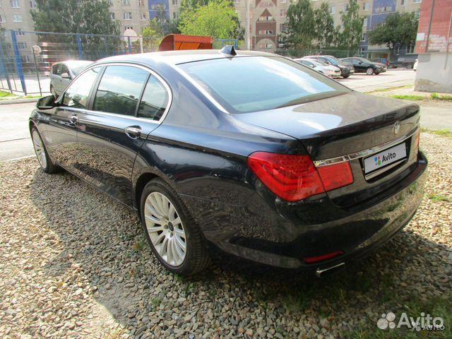 BMW 7 серия, 2011 89829613649 купить 3