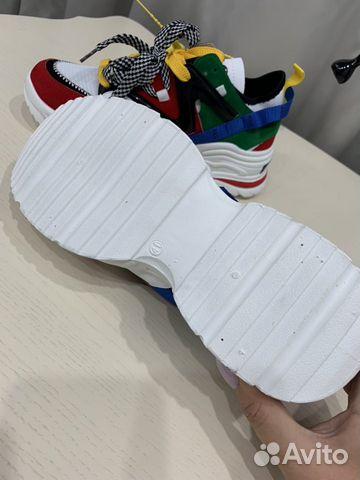 Новые кроссовки 41 размер