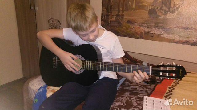 Уроки игры на гитаре/репетитор по гитаре