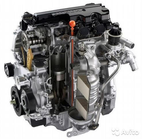двигатели honda civik