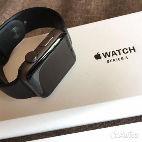 Apple Watch, Series 3, 42mm(Новые, гарантия 1 год)