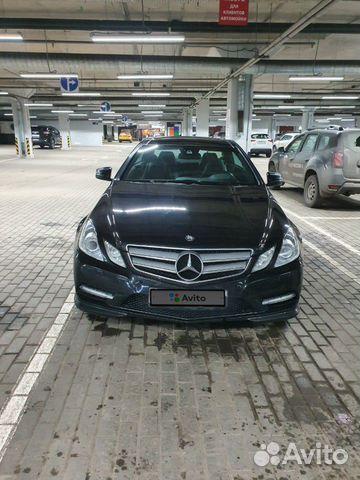 Mercedes-Benz E-class, 2012