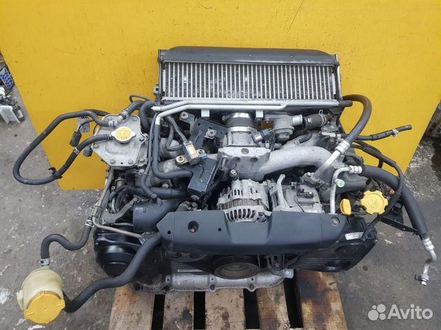 89625003353 Двс EJ205 полной комплектации Subaru Forester, SG5