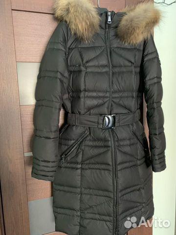 Пальто пуховое Finn Flare 89501330627 купить 1