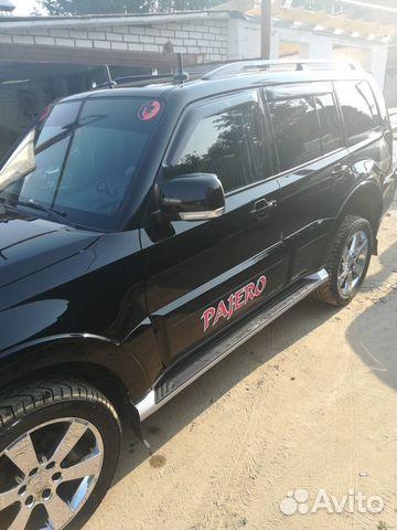Mitsubishi Pajero, 2014 89157707469 купить 1
