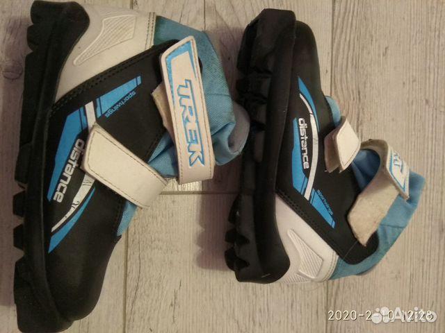 Лыжные ботинки 89147715336 купить 4