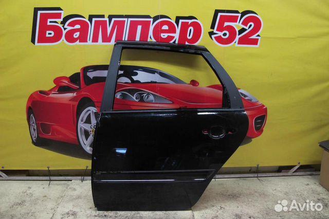 89524408730 Datsun on DO дверь задняя левая черн