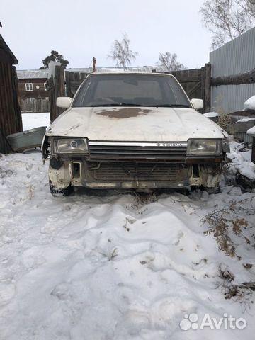 Toyota Corona, 1986 89149105157 купить 5