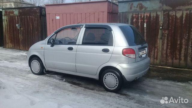Daewoo Matiz, 2012 89115603931 купить 5