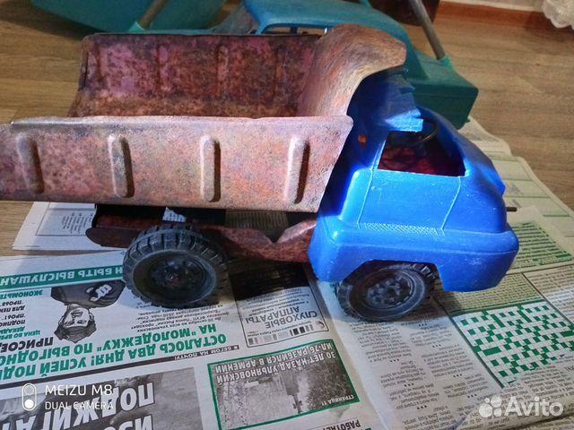 Игрушки СССР грузовик Батыр купить 5