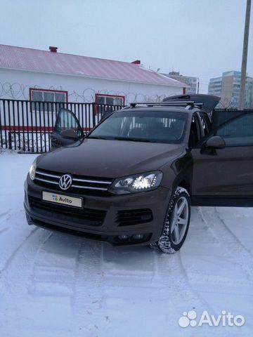 Volkswagen Touareg, 2010 89613553412 купить 1