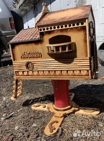 Деревянный домик 89247849336 купить 5