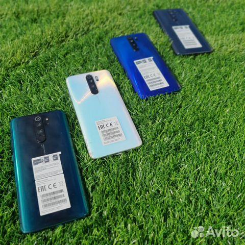 Xiaomi Redmi Note 8Pro 128gb все цвета
