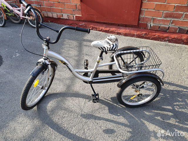 Велосипед детский в отличном состоянии 89085740670 купить 1