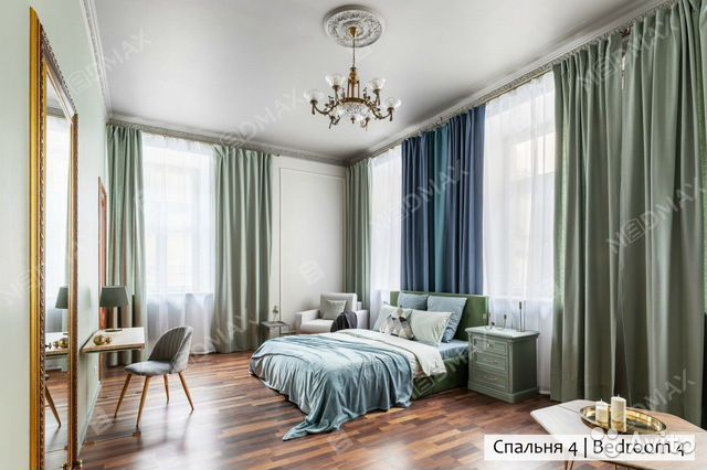 5-к квартира, 155.9 м², 2/5 эт. 88124263793 купить 9
