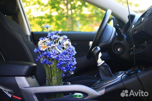 Удаление запахов из салона автомобиля