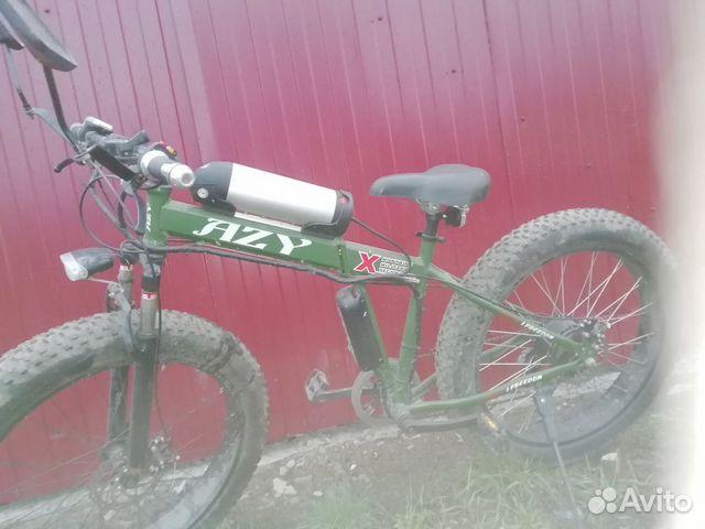 Электро велосипед (фетбайк) 89195905424 купить 4