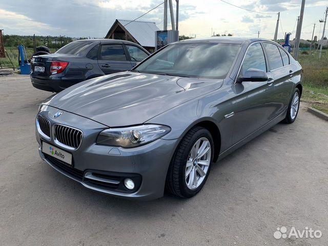 BMW 5 серия, 2014 89100408254 купить 1