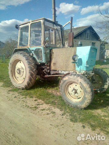 The tractor of YUMZ 89052958871 buy 7