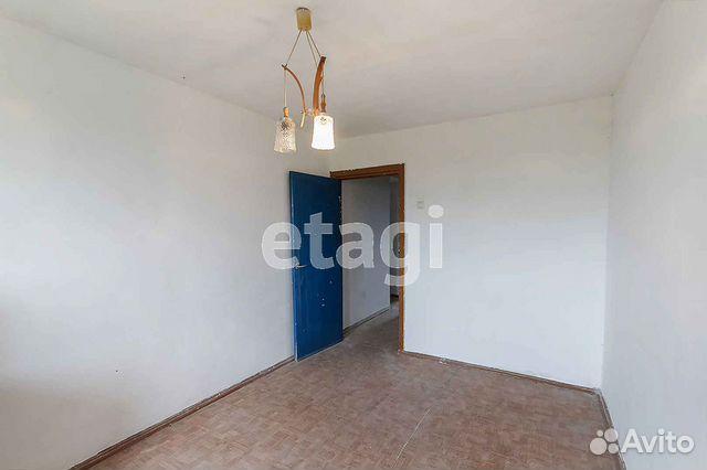 3-к квартира, 61.3 м², 9/9 эт. 89622125153 купить 1