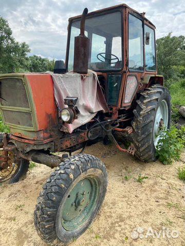 Трактор юмз-6акл 89102816450 купить 5