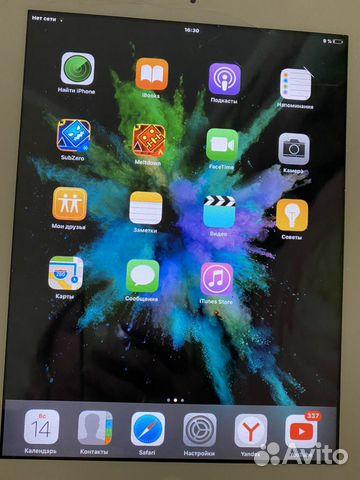 I Pad Apple + симка, оригинал  89207050435 купить 7