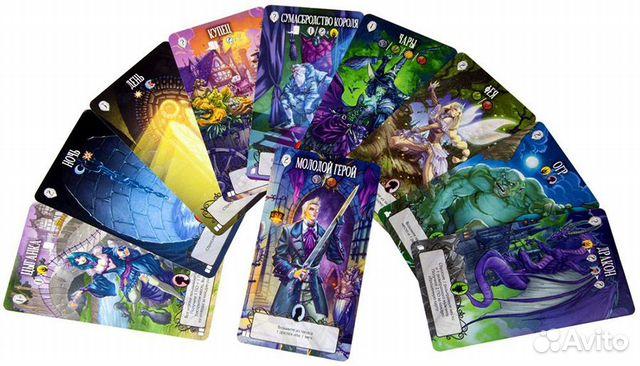 Новая Настольная игра Страшные сказки  89045827115 купить 7