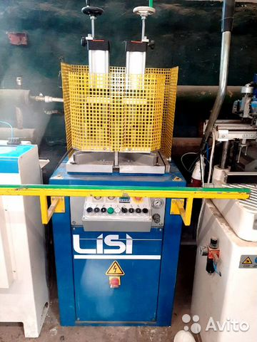 89697778525 Одноголовый сварочный станок для окон Lisi A1 TR