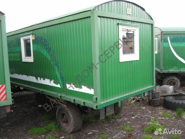 Вагон-дом на шасси жилой 8 мест Комфорт-С 89115748339 купить 5