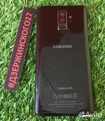 Смартфон SAMSUNG S9+ купить 3