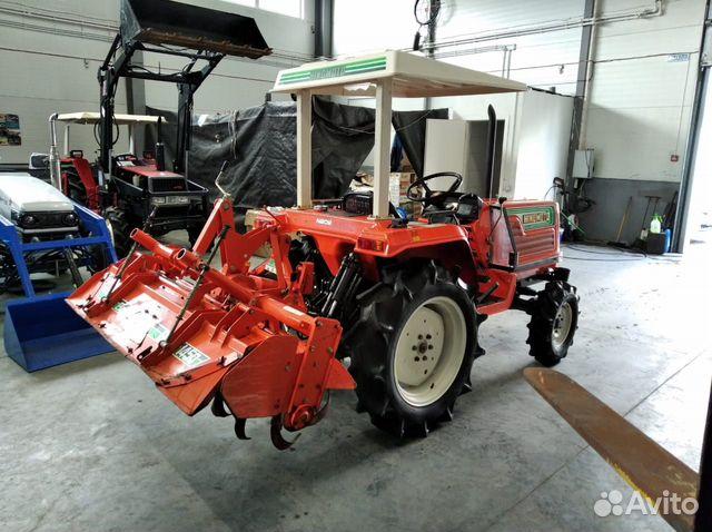 Трактор hinomoto N209  купить 3