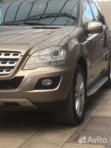 Mercedes-Benz M-класс, 2008  89604276468 купить 1