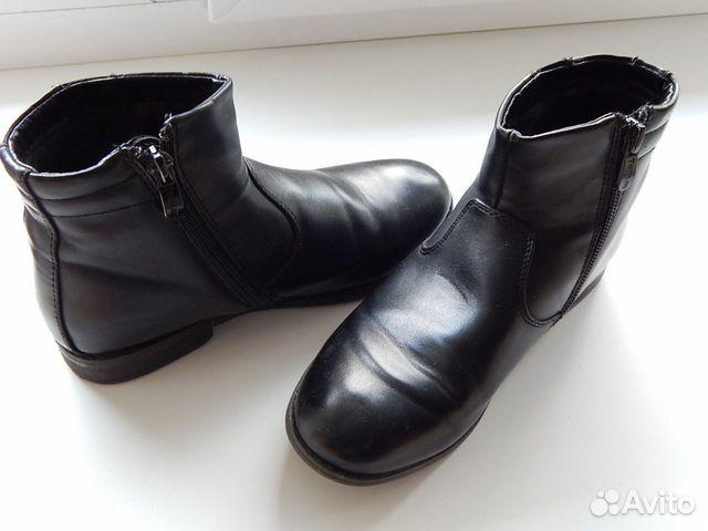 Туфли-полуботинки детские на девочку  89614983783 купить 3