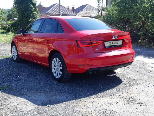 Audi A3, 2015  89584751823 купить 2