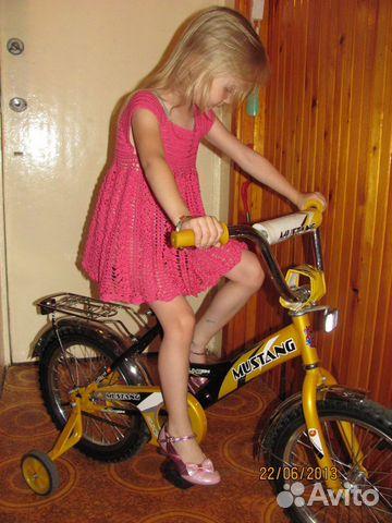 Велосипед детский  89155013115 купить 1