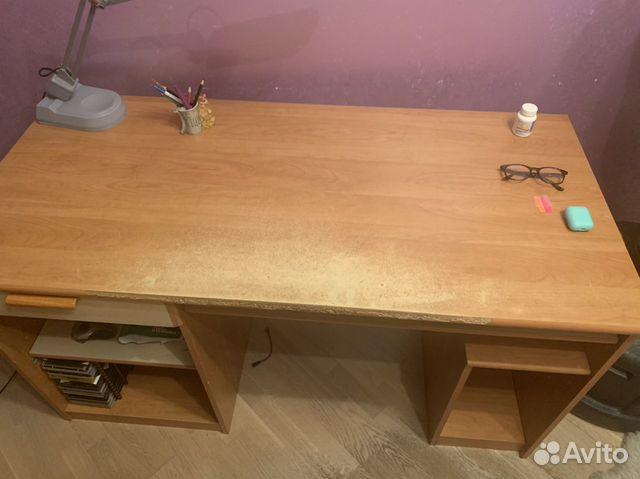 Шкаф, компьютерный стол и тумба в неплохом состоян  купить 3