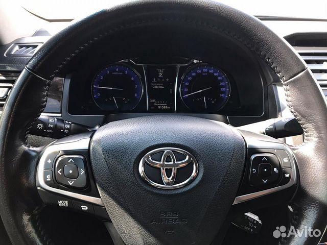 Toyota Camry, 2015  89612452015 купить 5
