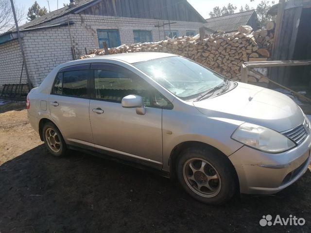 Nissan Tiida Latio, 2005  89098153318 купить 2