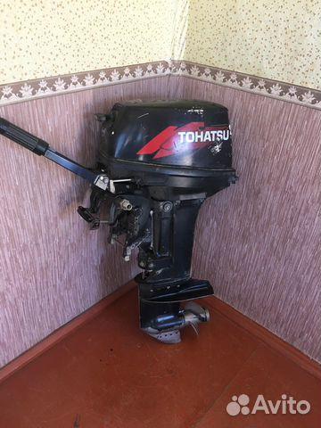 Продам лодочный мотор tohatsu  89286819407 купить 3