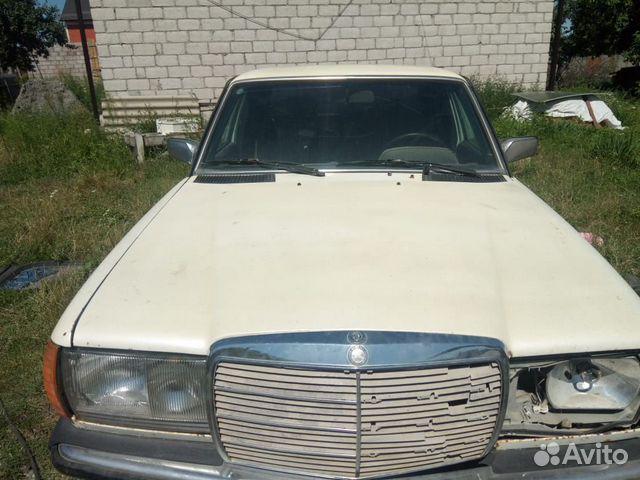 Mercedes-Benz W123, 1977  89194212494 купить 3