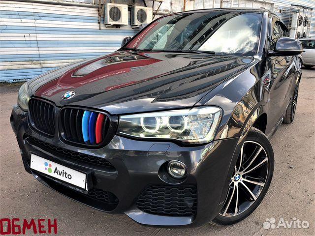 BMW X4, 2015  89051304915 купить 1