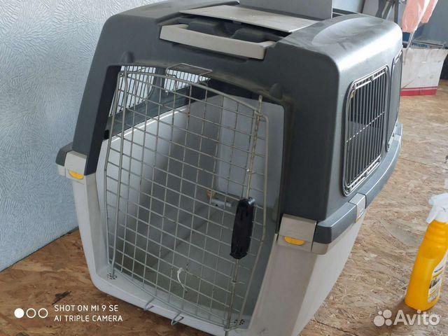 Клетка-бокс для перевозки животных