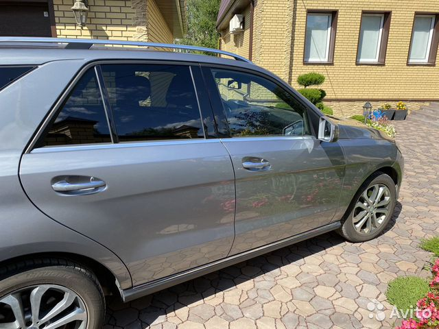 Mercedes-Benz GLE-класс, 2015  89612487203 купить 5