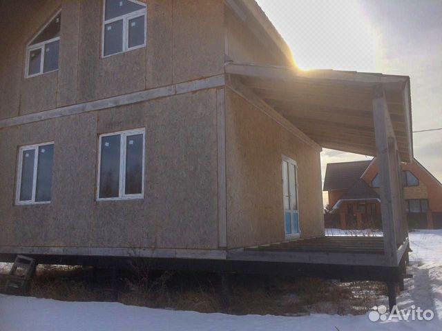 Дом 98 м² на участке 17 сот.  89660003712 купить 3