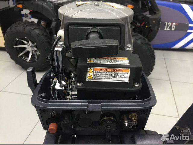 Лодочный мотор Yamaha 8 fmhs Б/У  88006002714 купить 9
