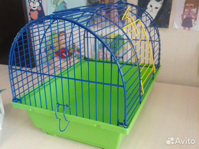 Клетка для грызунов  89043707008 купить 2
