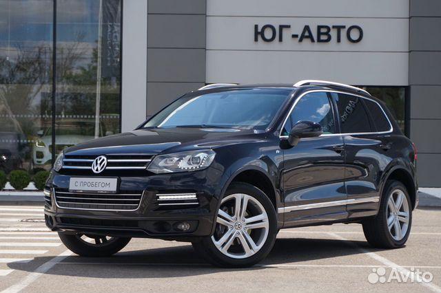 Volkswagen Touareg, 2012  88612441450 купить 1