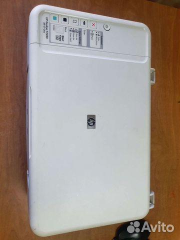 Принтер Цветной Hp Deskjet F2280  89242770220 купить 2