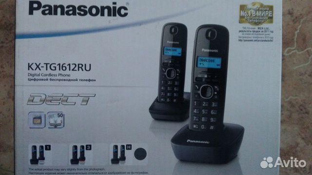 Радиотелефон Panasonic  89245191557 купить 1