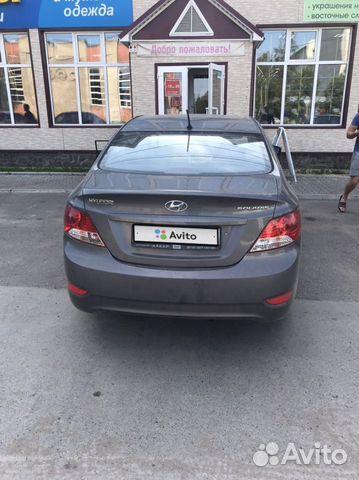 Hyundai Solaris, 2013  89620773167 купить 1